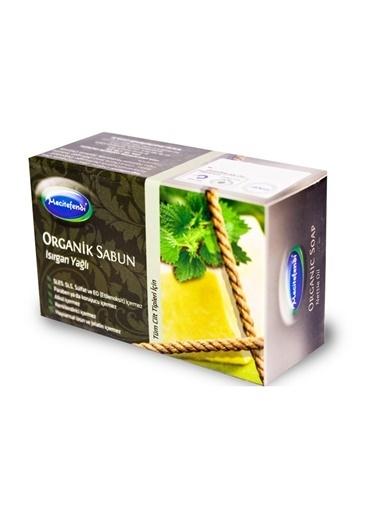 Mecitefendi Organik Sabun - Isırgan Yağlı (125 Gr.) Renksiz